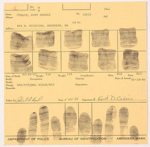 kurt_cobain_fingerprint_card_arrest_nirvana_aberdeen