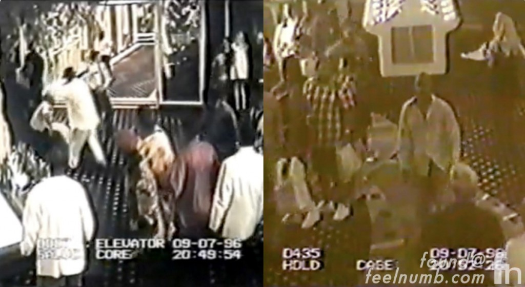 2pac Tupac Shakur Death Shooting MGM Grand Las Vegas Fight