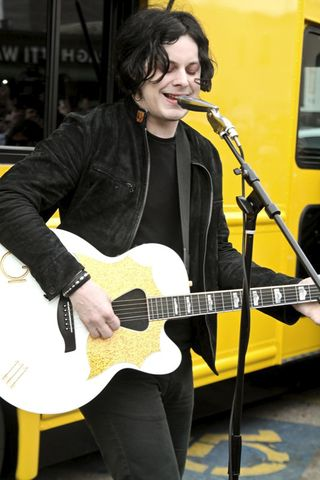 Jack White Veronica Lake Gretsch Guitar