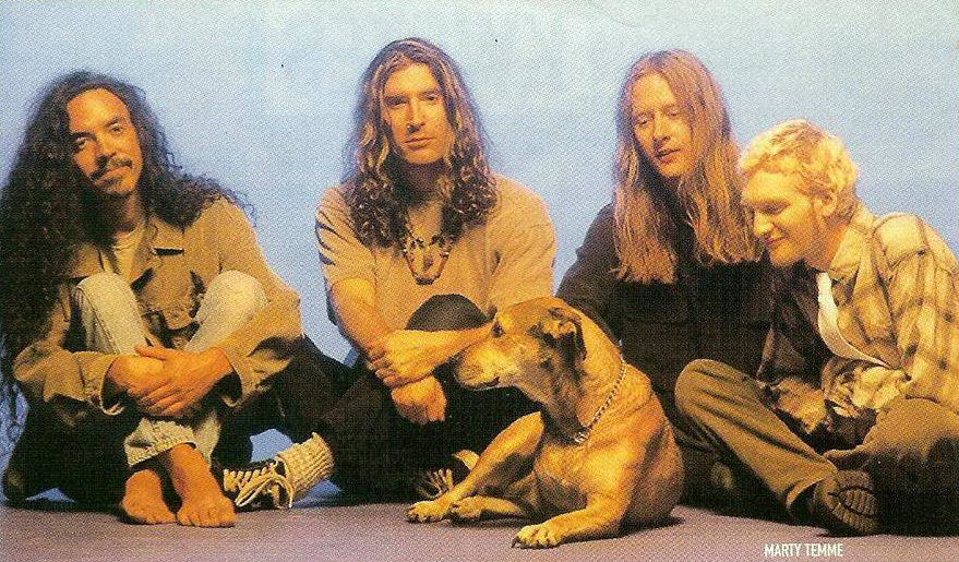 Alice In Chains Album Cover 3 Legged Dog Sunshine