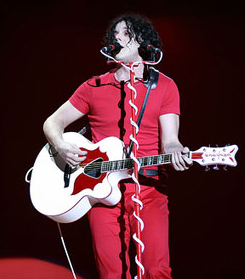 Jack White Acoustic Gretsch Rancher The White Stripes
