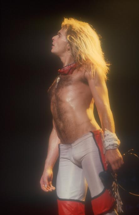 David Lee Roth ... David Gallagher Young