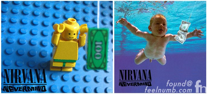 nevermind cover analysis essay