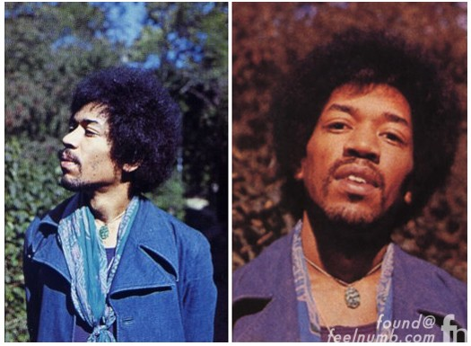 Jimi Hendrix Last Photos September 17, 1970 Death