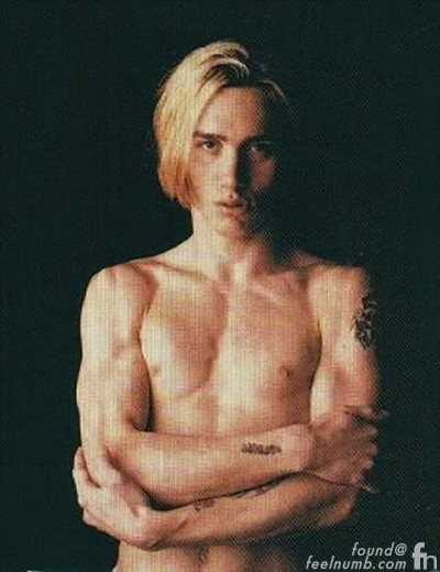 John Frusciante Red Hot Chili Peppers Young Blonde Tattoo Drugs Arm Scars