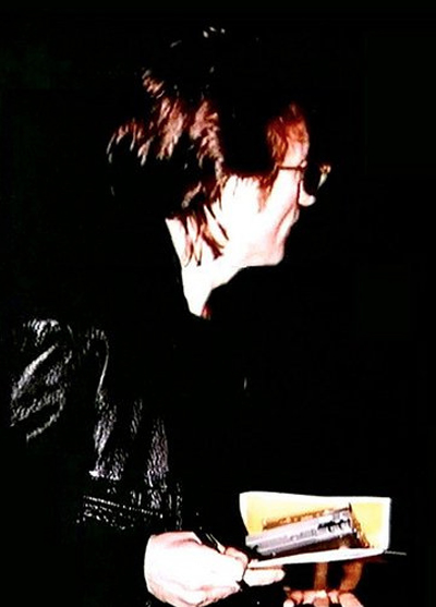 John Lennon December 8, 1980 Last Photos