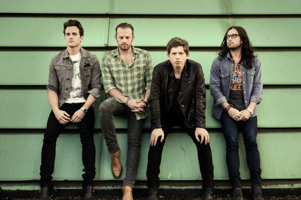 Kings Of Leon 2013 Photo Extreme Makeover