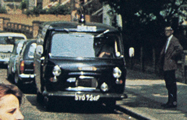The Beatles Abbey Road Police Van Oasis Be Here Now SYO724F License Plate