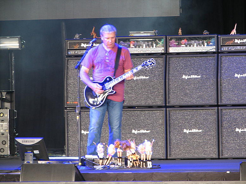 Alex Lifeson Rush Barbie Doll Groupies