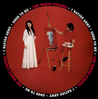 The White Stripes Seven Nation Army Salvation Army Jack White