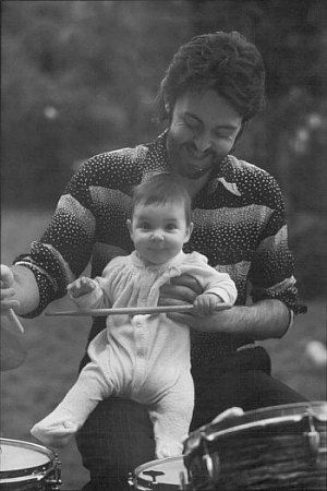 Mary McCartney_Paul_The_Beatles_Children