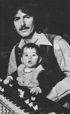 The Beatles Children #9 George Harrison Dhani
