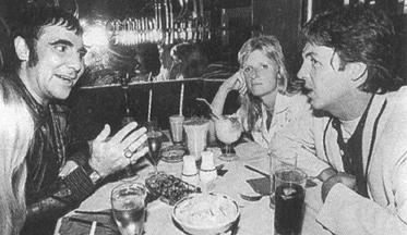 keith moon linda mccartney paul last night