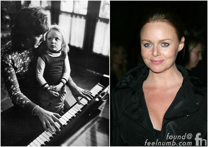 Paul McCartney Children Stella The Beatles Kids