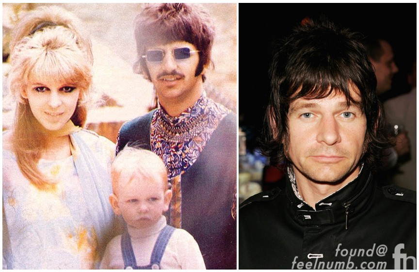 Ringo Starr Son Zack Zak Starkey The Beatles Children Kids