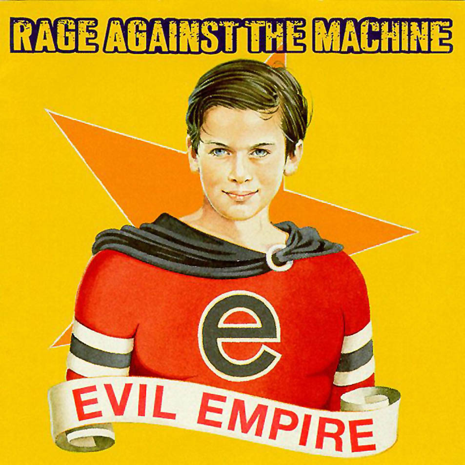 crime buster evil empire rage against the machine