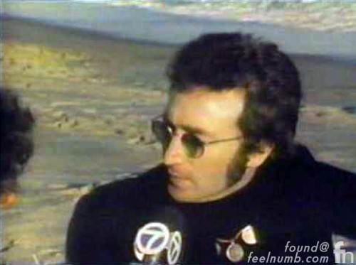 John Lennon 1973 on The Beatles Reuniting Get Back Together