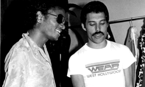 Michael Jackson Freddie Mercury Unreleased Songs