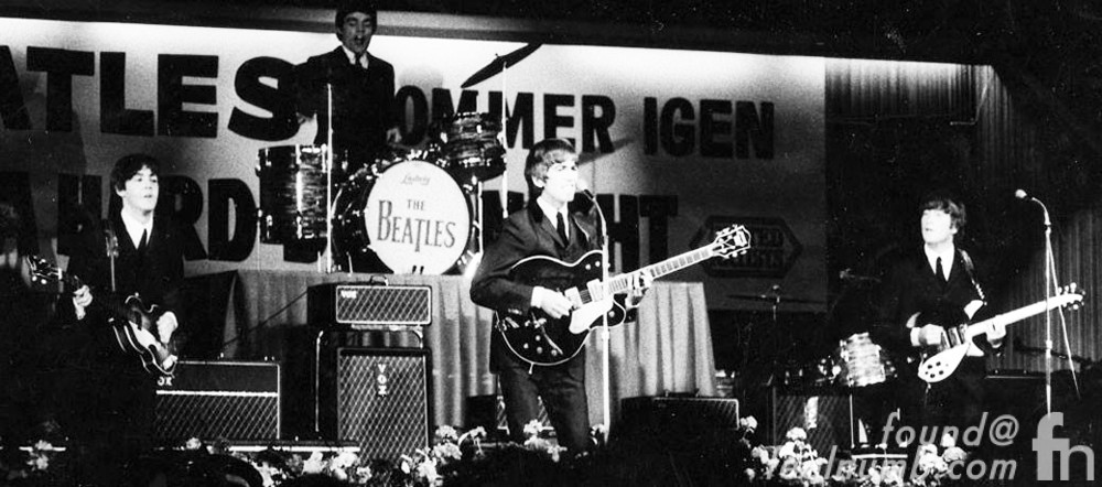 The Beatle KB Hallen Jimmie Nicole Drums Denmark