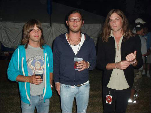 Kings Of Leon Nacho Caleb Nathan Followill Grizzy Bear Tattoo