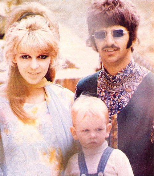 The Beatles Children Ringo Starr Zak Starkey