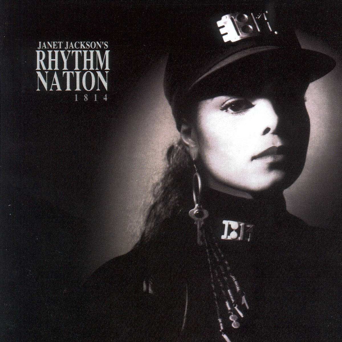 Janet Jackson Rhythm Nation 1814 Album Title Meaning