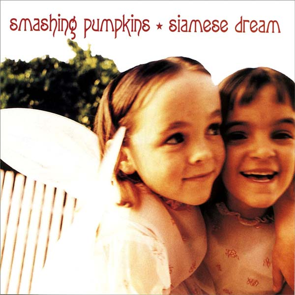 Smashing Pumpkins Siamese Dream Album Cover Girls