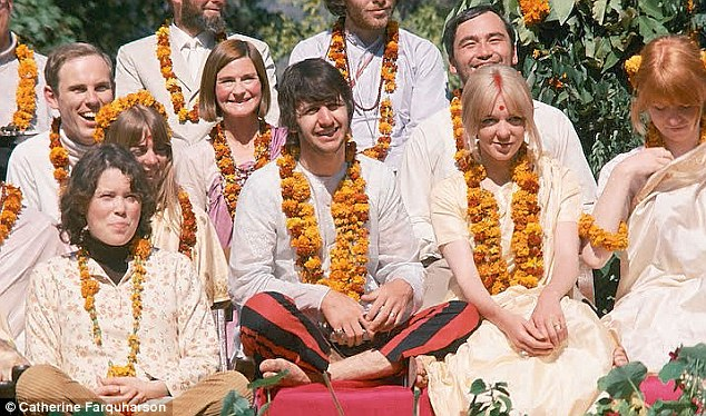 John Lennon Dear Prudence Farrow The Beatles