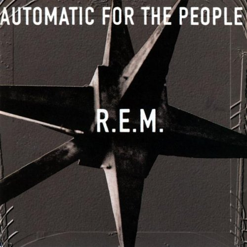 R.E.M. Automatic For The People Kurt Cobain