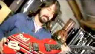 Dave Grohl Dale Earnhardt Jr. Guitar Gibson Les Paul