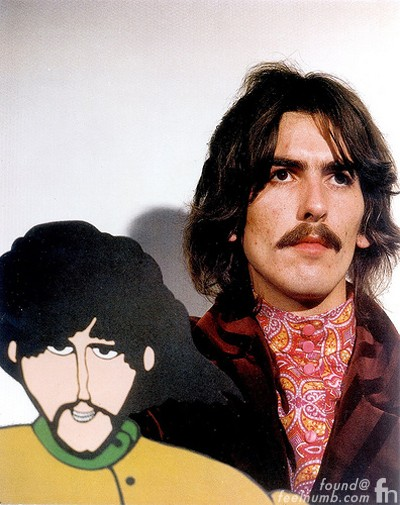 George Harrison The Beatles Yellow Submarine Character