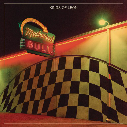 Kings Of Leon Mechanical Bull 5 Syllables Five