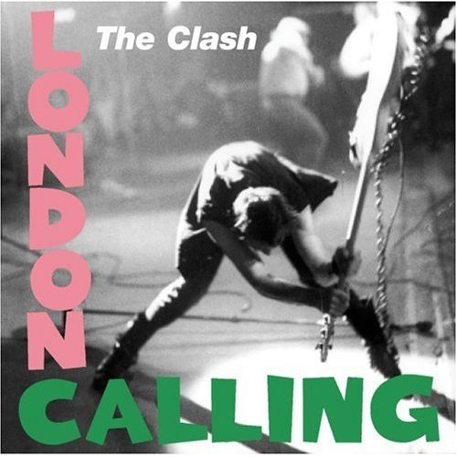 The Clash Bass Smashing Album Cover