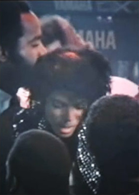 Michael Jackson's Hair Caught Fire During the Filming of a 1984 Pepsi Commercial
