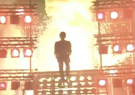 Michael Jackson Hair Burning Pepsi Commercial 1984