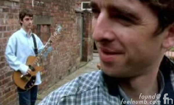 Oasis Guigsy Noel Gallagher Letter Definitely Maybe