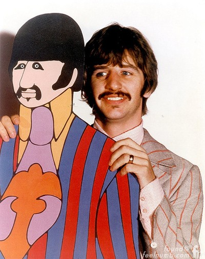 Ringo Starr The Beatles Yellow Submarine Character