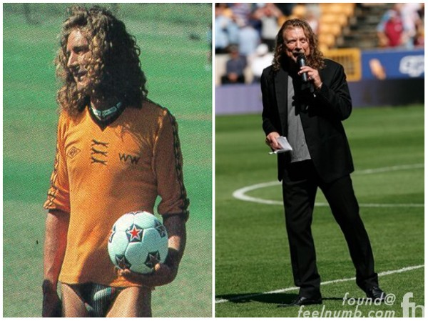 Robert Plant Wolverhampton Wanderers Football Club Led Zeppelin