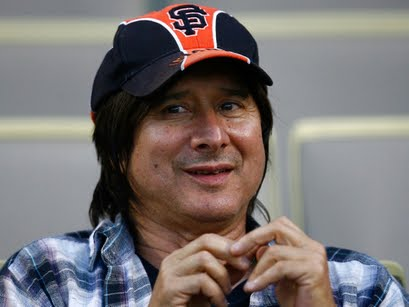 Steve Perry San Francisco Giants Don't Stop Believing