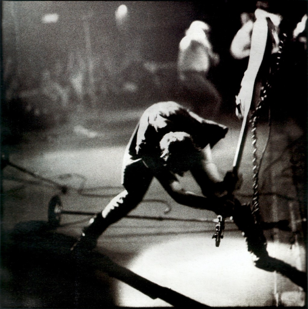 London Calling Bass Smashing Paul Simonon Photo