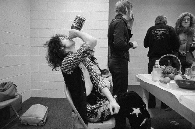 Jimmy Page Party Like A Rockstar Jack Daniels