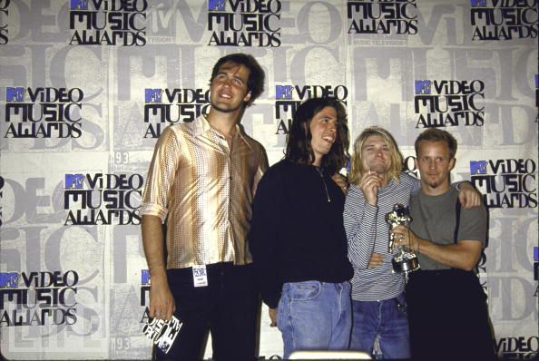 Kurt Cobain Height Nirvana