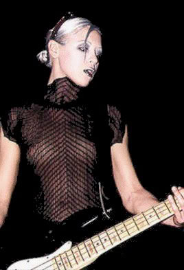 D'arcy Wretzky The Smashing Pumpkins Bass Sexy