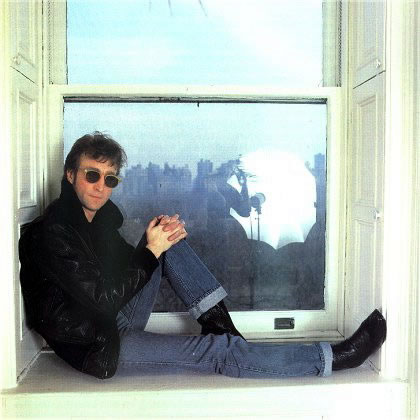 John Lennon The Dakota Building WIndow Photo December 8, 1980