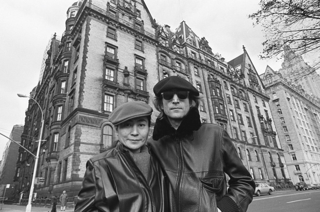 John Lennon New York City Apartment The Dakota Location