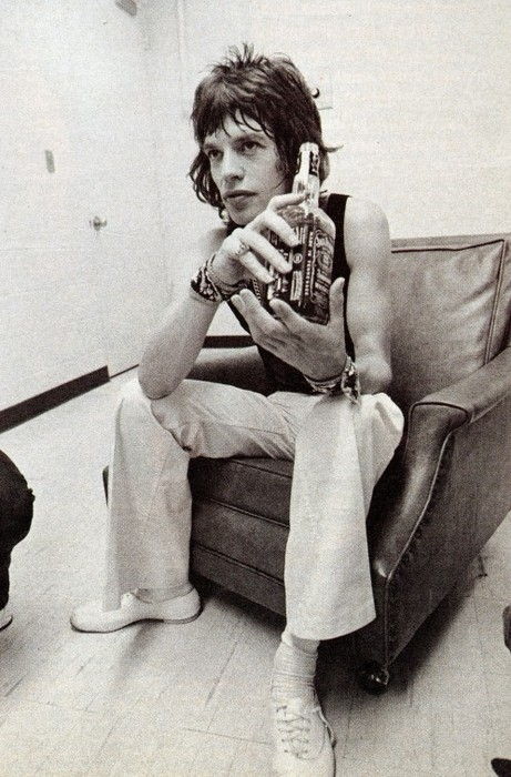 Party Like A Rockstar Mick Jagger Jack Daniels