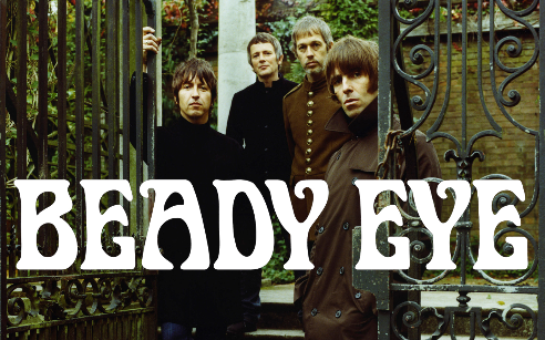 Beady Eye First Concert March 3, 2011 Liam Gallagher