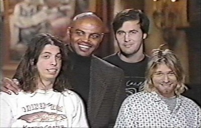 Kurt Cobain Height Charles Barkley Nirvana