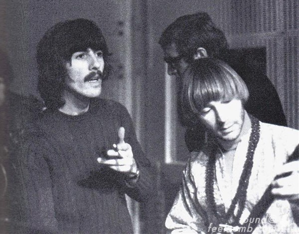 Peter Tork The Monkees George Harrison The Beatles Wonderwall