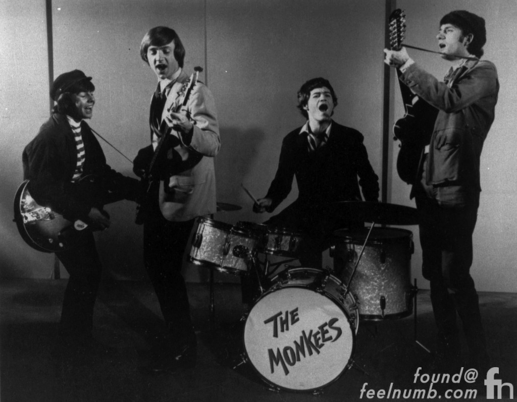 The Monkees The Beatles Friendship